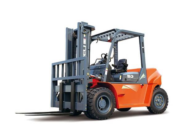 Xe nâng 5 tấn Heli G Series