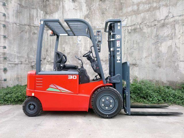 Xe nâng điện 3 tấn Heli G-Series