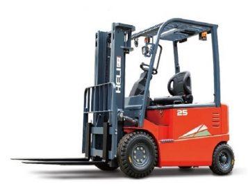 Xe nâng điện 2.5 tấn ngồi lái