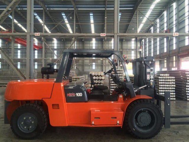 Xe nâng 6 tấn - 10 tấn Heli H2000 Series