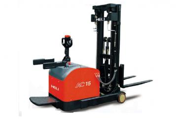 Xe nâng tay điện 1.5 tấn Heli CQDM15-810